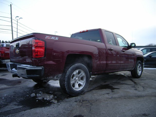 2015 Silverado 1500 Double Cab 4x4,  Pickup #54737A - photo 8