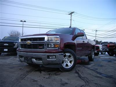 2015 Silverado 1500 Double Cab 4x4,  Pickup #54737A - photo 1