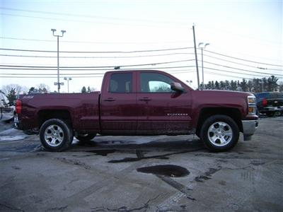 2015 Silverado 1500 Double Cab 4x4,  Pickup #54737A - photo 10