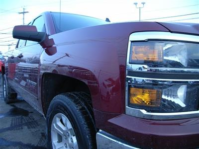 2015 Silverado 1500 Double Cab 4x4,  Pickup #54737A - photo 12