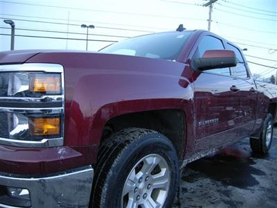 2015 Silverado 1500 Double Cab 4x4,  Pickup #54737A - photo 13