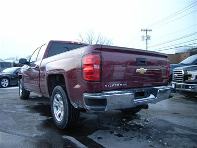 2015 Silverado 1500 Double Cab 4x4,  Pickup #54737A - photo 2