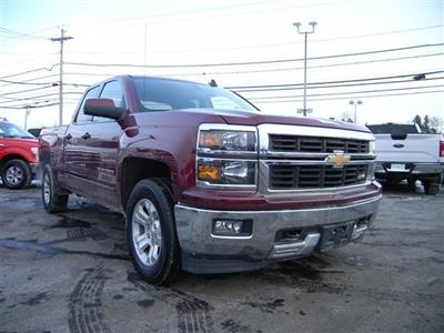 2015 Silverado 1500 Double Cab 4x4,  Pickup #54737A - photo 9