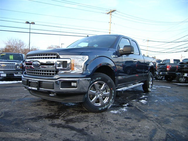 2019 F-150 Super Cab 4x4,  Pickup #54870 - photo 1