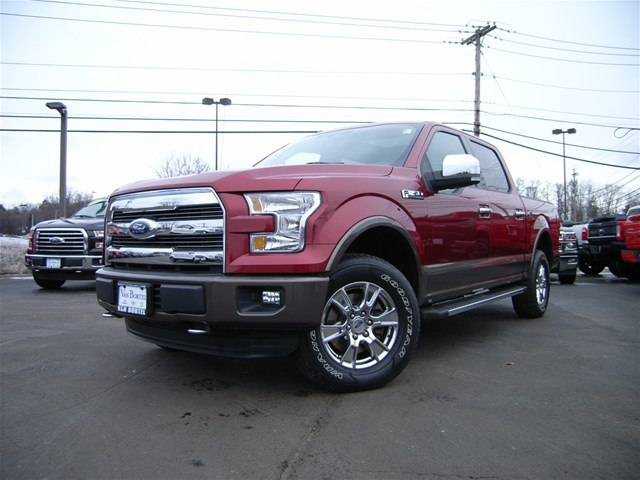 2016 F-150 SuperCrew Cab 4x4,  Pickup #54958A - photo 1