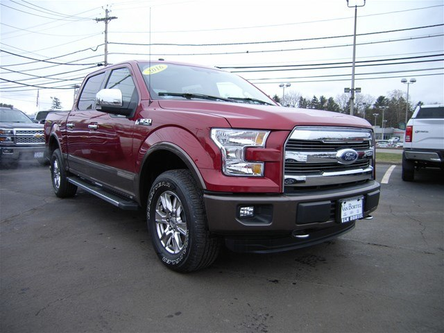 2016 F-150 SuperCrew Cab 4x4,  Pickup #54958A - photo 10