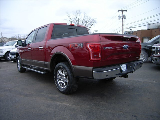 2016 F-150 SuperCrew Cab 4x4,  Pickup #54958A - photo 2
