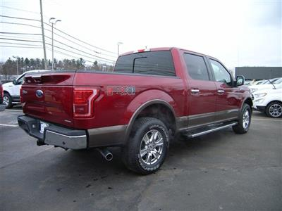 2016 F-150 SuperCrew Cab 4x4,  Pickup #54958A - photo 8