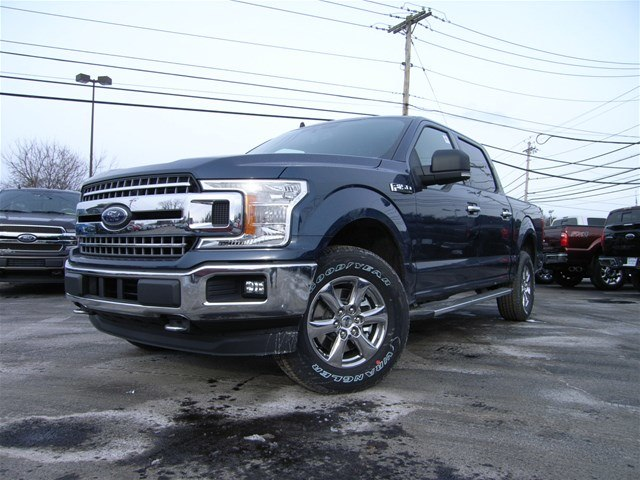 2019 F-150 SuperCrew Cab 4x4,  Pickup #55076 - photo 1