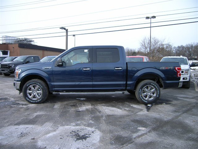 2019 F-150 SuperCrew Cab 4x4,  Pickup #55076 - photo 7