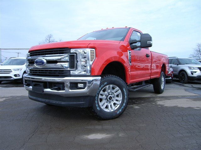 2019 F-350 Regular Cab 4x4,  Pickup #55324 - photo 1