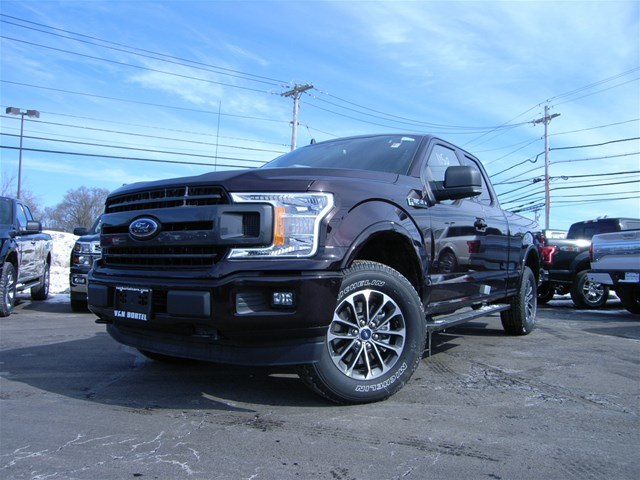 2019 F-150 Super Cab 4x4,  Pickup #55357 - photo 1