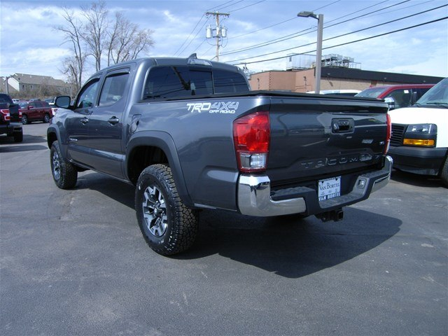 2017 Tacoma Double Cab 4x4,  Pickup #55610A - photo 2