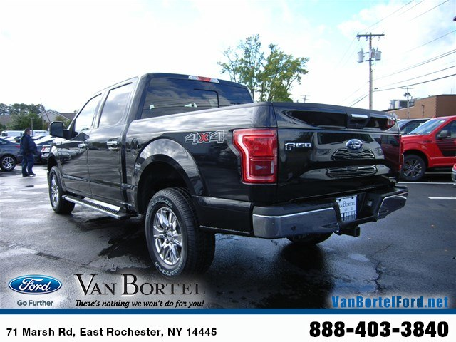 2015 F-150 SuperCrew Cab 4x4,  Pickup #X8286 - photo 2