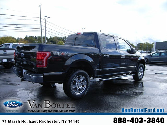 2015 F-150 SuperCrew Cab 4x4,  Pickup #X8286 - photo 8