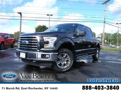 2015 F-150 SuperCrew Cab 4x4,  Pickup #X8286 - photo 1