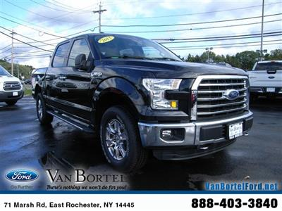 2015 F-150 SuperCrew Cab 4x4,  Pickup #X8286 - photo 10