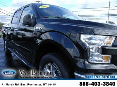 2015 F-150 SuperCrew Cab 4x4,  Pickup #X8286 - photo 12