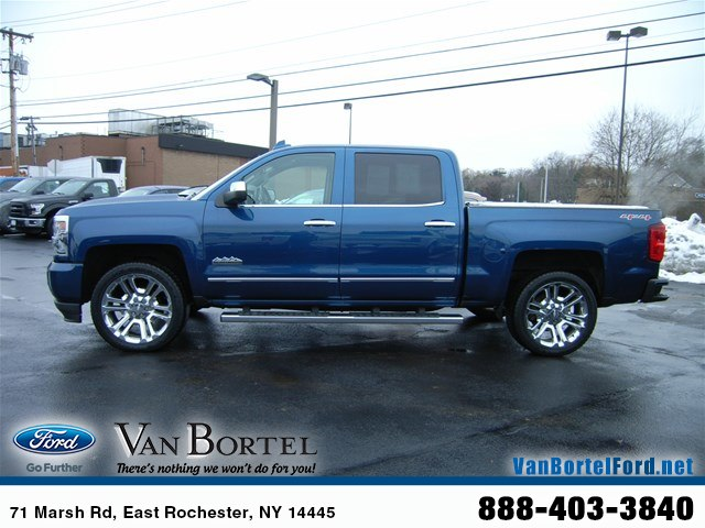 2017 Silverado 1500 Crew Cab 4x4,  Pickup #X8350A - photo 7