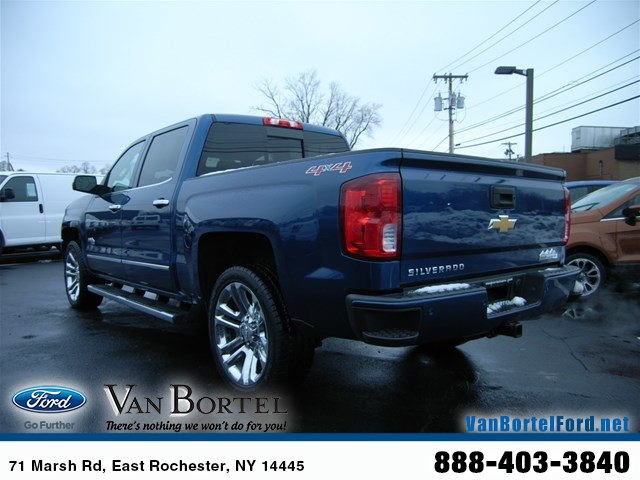 2017 Silverado 1500 Crew Cab 4x4,  Pickup #X8350A - photo 1