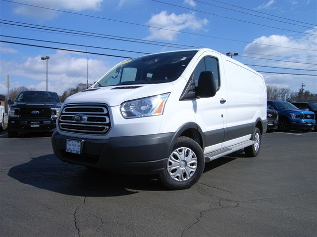 2018 Transit 250 Low Roof 4x2,  Empty Cargo Van #X9103 - photo 1