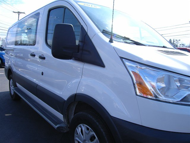 2018 Transit 250 Low Roof 4x2,  Empty Cargo Van #X9103 - photo 12