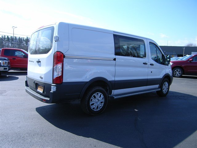 2018 Transit 250 Low Roof 4x2,  Empty Cargo Van #X9103 - photo 8