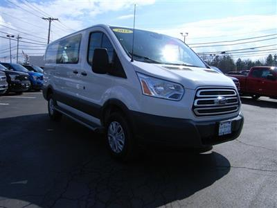 2018 Transit 250 Low Roof 4x2,  Empty Cargo Van #X9103 - photo 10