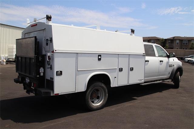 2016 Ram 5500 Crew Cab DRW 4x2, Service Utility Van #FT20229A - photo 1