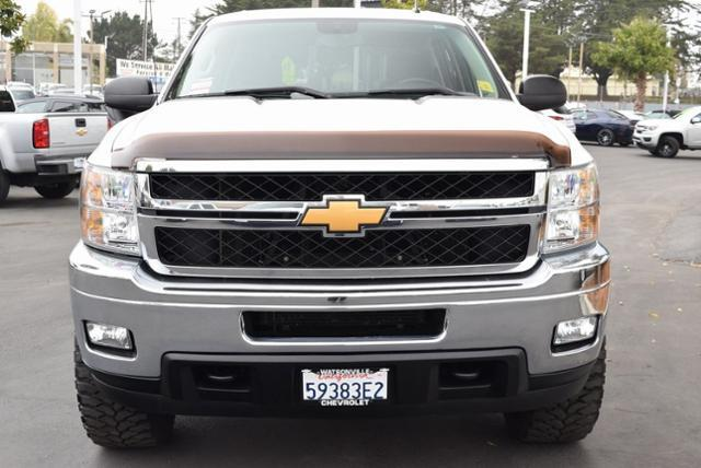 2013 Silverado 2500 Crew Cab 4x4,  Pickup #P5694 - photo 3