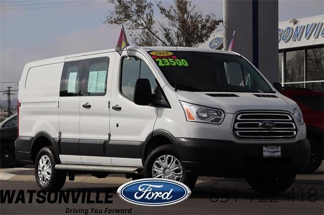 2015 Ford Transit 250 4x2, Empty Cargo Van #PF220 - photo 1