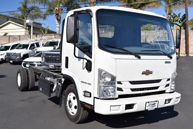 2020 Chevrolet LCF 4500HD Regular Cab RWD, Cab Chassis #T20321 - photo 1