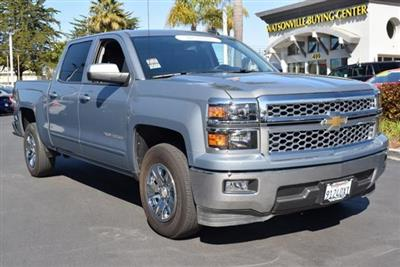 2015 Silverado 1500 Crew Cab 4x2,  Pickup #T8296A - photo 1