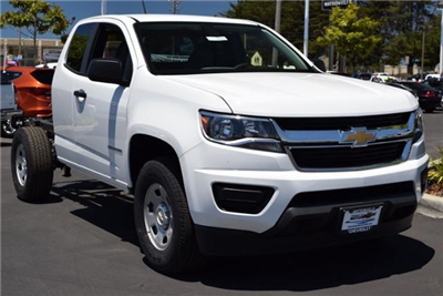 2018 Colorado Extended Cab 4x2,  Cab Chassis #T8429 - photo 1