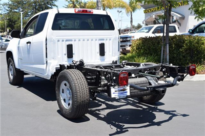 2018 Colorado Extended Cab 4x2,  Cab Chassis #T8429 - photo 2