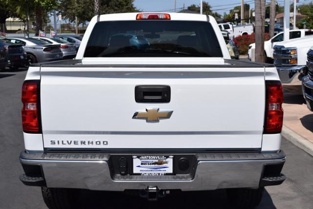 2018 Silverado 1500 Crew Cab 4x4,  Pickup #T8496 - photo 5