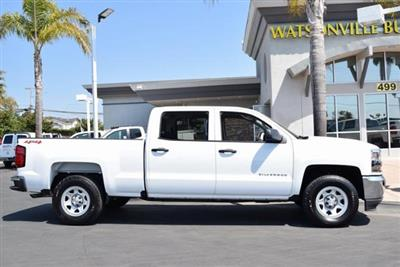 2018 Silverado 1500 Crew Cab 4x4,  Pickup #T8496 - photo 4