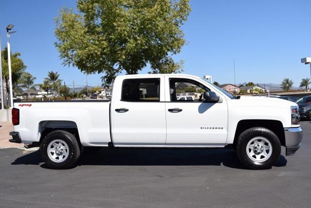 2018 Silverado 1500 Crew Cab 4x4,  Pickup #T8511 - photo 4