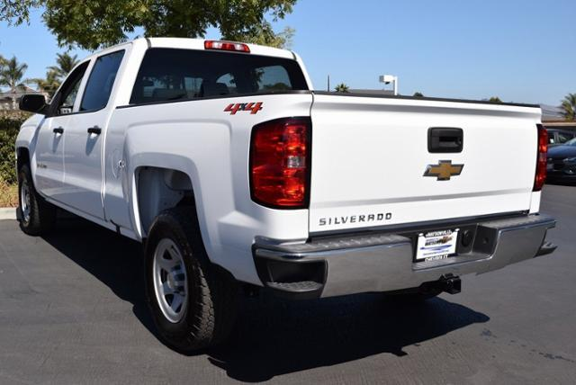 2018 Silverado 1500 Crew Cab 4x4,  Pickup #T8511 - photo 2