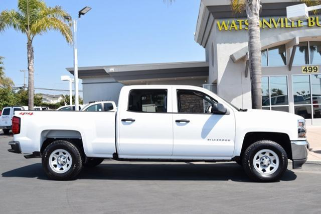 2018 Silverado 1500 Crew Cab 4x4,  Pickup #T8526 - photo 4