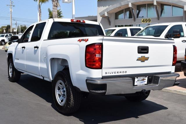 2018 Silverado 1500 Crew Cab 4x4,  Pickup #T8526 - photo 2