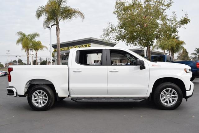 2019 Silverado 1500 Crew Cab 4x4,  Pickup #T9059 - photo 4