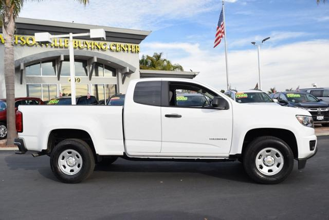 2019 Colorado Extended Cab 4x2,  Pickup #T9077 - photo 4
