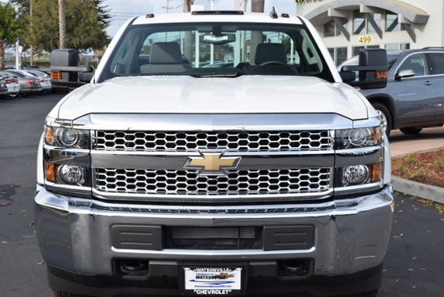 2019 Silverado 3500 Regular Cab DRW 4x4,  Cab Chassis #T9091 - photo 3