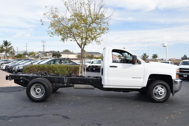 2019 Silverado 3500 Regular Cab DRW 4x4,  Cab Chassis #T9091 - photo 4