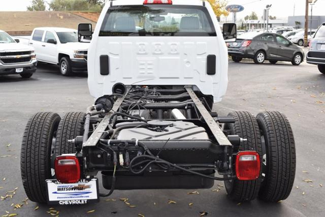 2019 Silverado 3500 Regular Cab DRW 4x4,  Cab Chassis #T9091 - photo 5