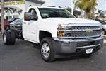 2019 Silverado 3500 Regular Cab DRW 4x4,  Cab Chassis #T9091 - photo 1