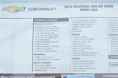 2019 Colorado Crew Cab 4x2,  Pickup #T9093 - photo 28