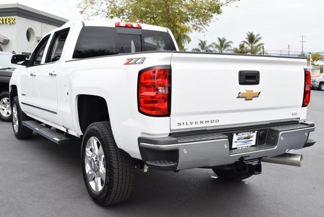 2019 Silverado 2500 Crew Cab 4x4,  Pickup #T9116 - photo 2