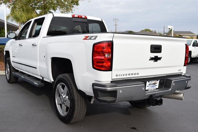 2019 Silverado 2500 Crew Cab 4x4,  Pickup #T9125 - photo 2